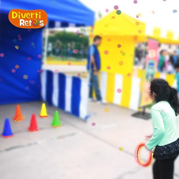 Juegos De Gincana Kermesse Y Eventos De Integracion
